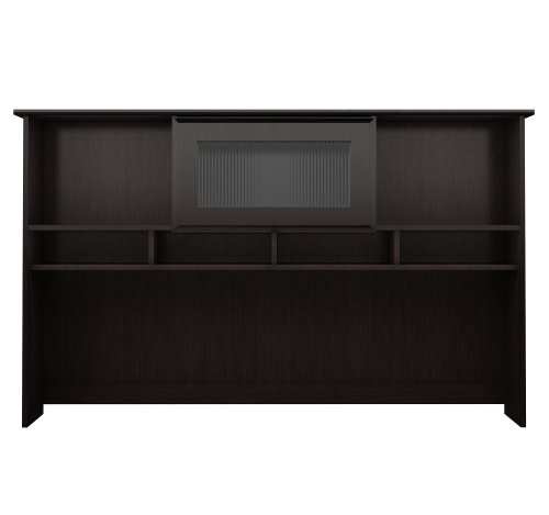 BUSH FURNITURE Cabot Collection:60 inch Hutch