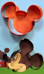 Disney Mickey Mouse Clubhouse Cookie Cutter Set