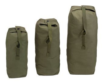 Heavyweight O.D. Jumbo Duffle Bag