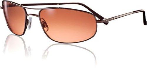 677272856195 Serengeti Velocity Drivers Gradient Sunglasses (Aviator)