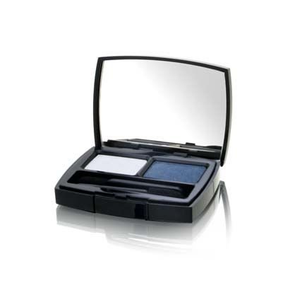 Chanel Irreelle Duo Silky Eyeshadow Duo 60 Train-Bleu