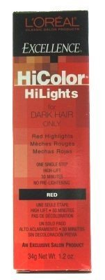 loreal-excel-hicolor-highlights-red-34-g