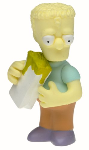 The Simpsons Series 10 Action Figure Wendell