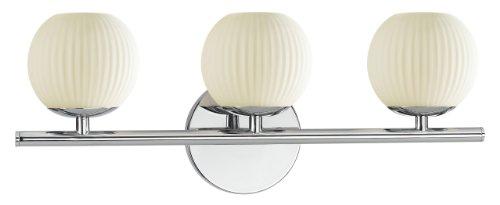 black friday eurofase 19409 016 orvino 3 light bath bar white cyber