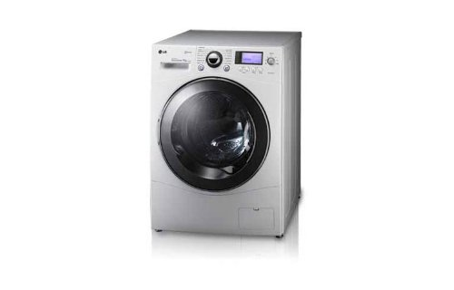 LG F14A8TDP25 Front-loading Washing Machine (8 Kg, Luxury Silver)