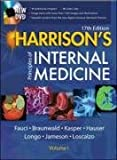 img - for Harrison's Principles of Internal Medicine (2 Vol Set) book / textbook / text book