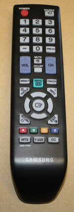 NEW SAMSUNG TV REMOTE CONTROL BN59-01006A