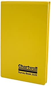 Chartwell Survey Book Field Weather Resistant 80 Leaf 130x205mm - Ref 2026