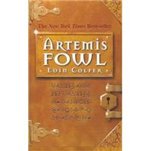 Cover of Artemis Fowl: Book 1 in Series
