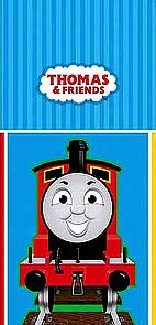 Thomas and Friends Party Table Cover