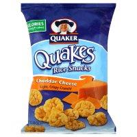 Quaker Rice Cake Crisps