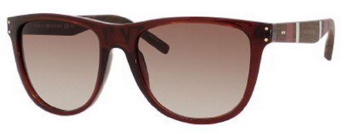 Tommy Hilfiger Tommy Hilfiger 1112/S Sunglasses-04KA Brown (JD Brown Gradient Lens)-55mm