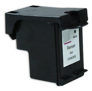 Alternativ zur Druckerpatrone HP CC654AE / Nr 901 XL Tinte Black (Inhalt: 18 ml.)
