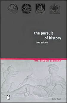 an analysis of john toshs the pursuit of history Buy the pursuit of history - john tosh isbn 9781138808089 1138808083 6th edition or 2015 edition the pursuit of history aims methods and new directions in the study of modern history 3rd edition john tosh longman.
