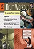 echange, troc 30-Day Drum Workout: An Exercise Plan for Drummers [Import USA Zone 1]