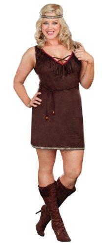Native Beauty, Women's Adult Costume