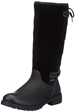 Tamaris ACTIVE 1-1-26534-29, Damen Fashion Stiefel, Schwarz (BLACK 001), EU 36