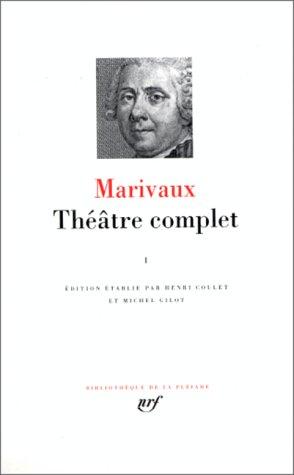 Théâtre complet. 1