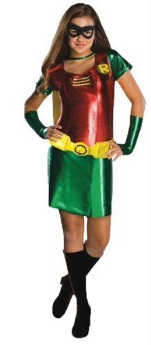 Costumes For All Occasions RU886154SM Batman Robin Tween Small