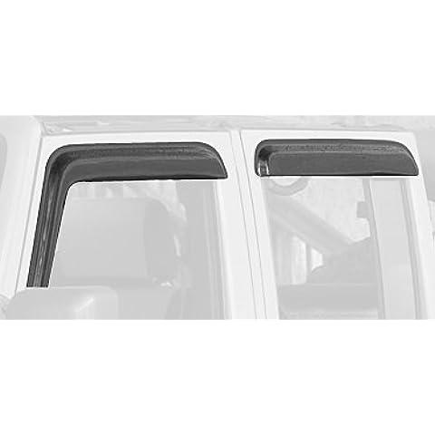 Wrangler Rear Window Rear Window Rain Deflector