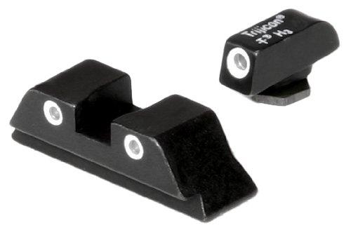 Glock High Rear 3 Dot Front And Rear Night Sight Set
