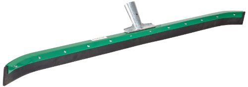 """Unger Fp90C 36"""" Aquad Ozer Heavy Duty Curved Floor Squeegee With Neoprene Rubber front-567568"""