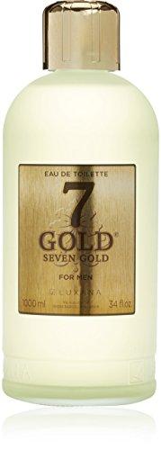 Luxana Seven Gold Colonia - 1000 ml