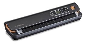 Hyundai HY-OFF-S-10005 Scan-O-Meter Scanner portable Noir
