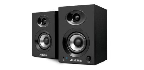Alesis Elevate 3, Studio Monitor Attivi Amplificati, 60W di picco - coppia