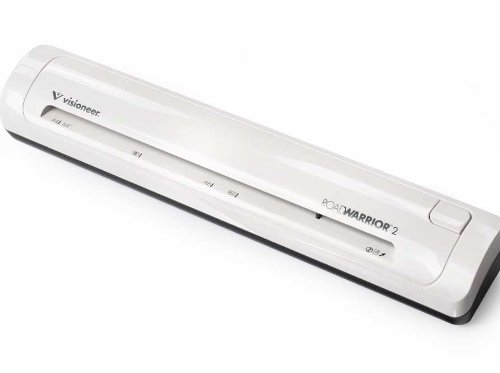 319L6BlBUcL. SL500  Visioneer RW120 WU RoadWarrior Mobile 600 DPI USB Scanner