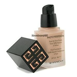 Givenchy Photo'Perfexion Fluid Foundation SPF 20 PA+++ 6 Perfect Honey