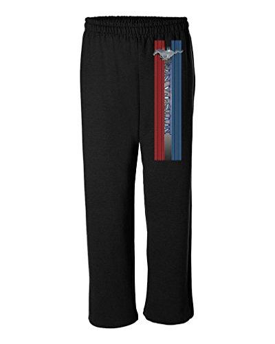 ford-mustang-pony-stripe-mens-50-50-blend-fleece-sweatpants-large
