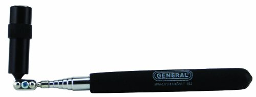 General Tools & Instruments 582 Telescoping Mini-Lite and Magnetic Pick Up