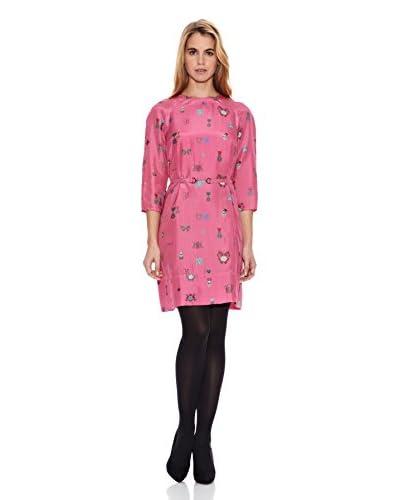 Vilagallo Vestido Torino Rosa