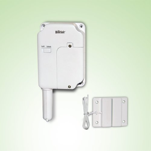 GSI Super Quality Add-On Wireless Waterproof IR Door Opening Detector With RF Sensor - Anti Intruder Accessory