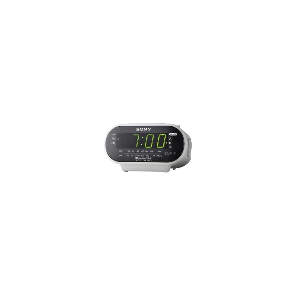 NEW Sony Clock Radio (Audio/Video/Electronics)