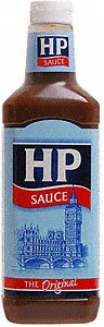 HP Sauce Squeezy 425g