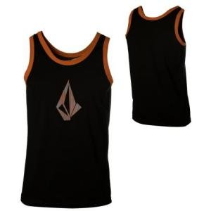 Mens Tank Top Volcom Fester