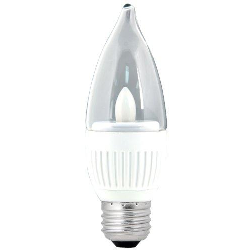 Feit Electric Efc/Dm/Led 3.5 Watt, High Performance Dimmable Chandelier Bulb, Medium Base