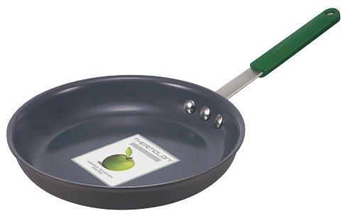GreenPan CW0001815 Rotterdam Open Fry Pan, 10-Inch