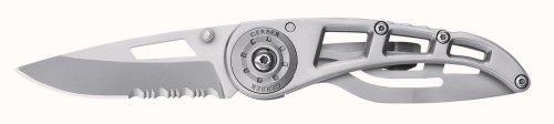 Gerber 22-41613 Ripstop I 5.75-Inch Length Stainless Steel Serrated Edge Knife