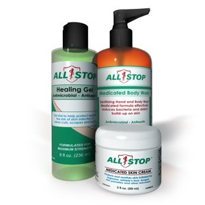 All Stop Ringworm Fungal Treatment Combo