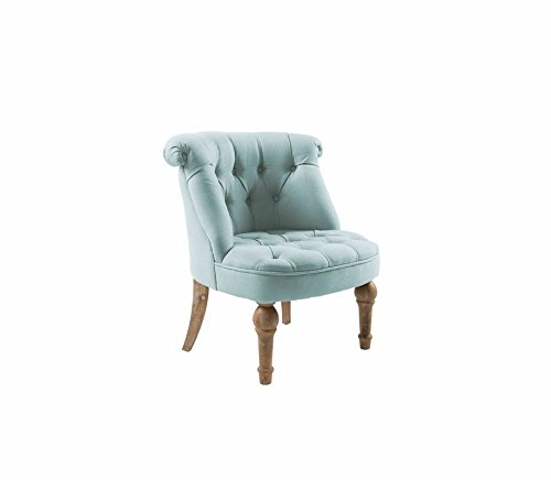 Ancient Mariner Blue Accent Chair