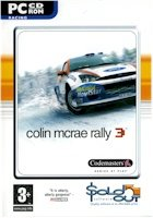 New Sold-Out Software Colin Mcrae Rally 3 Real Visible Destructible Car Body Operable Components