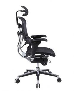 Ergohuman ME7ERG-W09-01W09-01 Black Mesh Hi Swivel chair