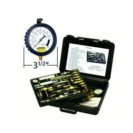 Tool Aid Quick Coupler Master Fuel Injection Pressure Test Kit