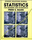img - for Statistics for Business and Economics, Student Solutions Manual book / textbook / text book