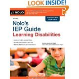 Nolo's IEP Guide: Learning Disabilities by Lawrence M. Siegel (PAPERBACK)
