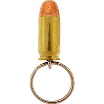 Colt 45 Caliber Bullet Key Chain