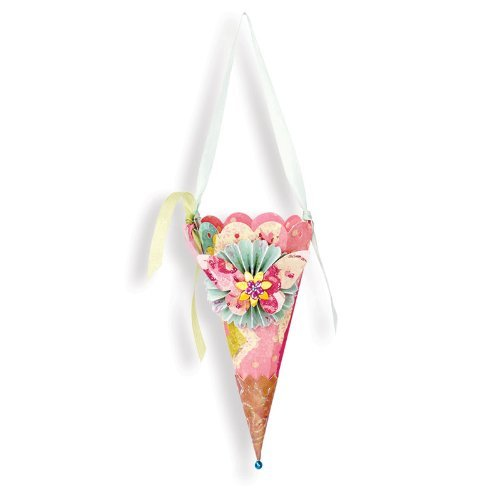 Sizzix Cone Faceted Bigz Dies by Sizzix (Sizzix Cone Die compare prices)
